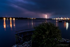 Storm chasing (Dangagga) Tags: clouds electric lightning selectricity shock storm thunder