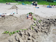 Hanalei_Sand_Castle_Contest-32 (Chuck 55) Tags: hanalei bay sand castle hawaii