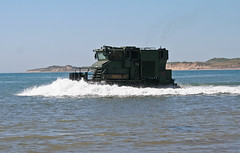 T.J. Neate Copyrighted Photograph (Neatescale) Tags: britisharmy reme recovery beachrecoveryvehicle hippo brv