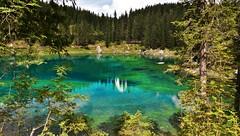Carezza Lake - Italy (andtede) Tags: lake italy carezza dolomites lago rosengarten latemar catinaccio reflections water alps sudtirol trentino altoadige lagodicarezza carezzalake