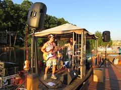 Turtle Recall Performs at Lake Thoreau Boat Party (procktheboat) Tags: lakethoreau boatparty boatbash restonvirginia restonva turtlerecall music outdoorconcert