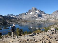 Thousand Island Lake (Mike Dole) Tags: sierranevada california anseladamswilderness thousandislandlake bannerpeak johnmuirtrail