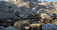 Muriel morning II (Jeff Goddard 32) Tags: muriellake highsierra northlakebackcountry california inyocounty alpine
