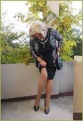 2016 - 09 - 23 - Karoll  - 003 (Karoll le bihan) Tags: femme feminization feminine travestis tgirl travestie travesti transgender effeminate transvestite crossdressing crossdresser travestisme travestissement fminisation crossdress lingerie escarpins bas stocking pantyhose stilettos