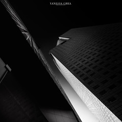 House of the Rising Sun (Vanessa Lorraine Chea) Tags: blackandwhite architecture fineart cityscapes singapore shadows lighting morning sunrise