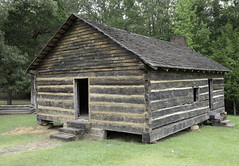 Split Log House (dcnelson1898) Tags: shiloh tennessee pittsburglanding civilwar history militaryhistory unionarmy confederatearmy battle fight clash states out nps nationalparkservice