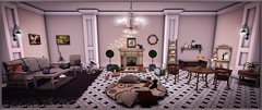 Simly Fancy (nannja.panana) Tags: kunst percent jian ltdevent otb parkplace swank tms warmanimations coffeetime nannjapanana secondlife home funiture decor