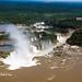 Iguazu Falls – aerial shot / Iguazu Falls - Luftschuß