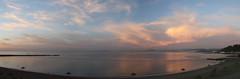 PANORAMA 443 (anyera2015) Tags: ceuta canon canon70d panorama panormica playa ribera amanecer amanece