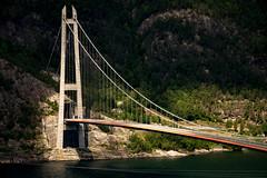 Hardangerbrua (e-box 65) Tags: hardangerbrcke hardangerbridge hardangerbrua norway norge norwegen no hardanger fjord brcke bridge hngebrcke suspensionbridge nationaltouristroute turistvegen