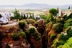 Long way down (pointonjayne) Tags: ronda spain landscape andalucia views scenic