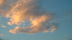 Clouds (Perutio) Tags: cloud clouds nuvole landscape blu azzurro bianco blue cielo sky veneto white nuvola allaperto yellow giallo tramonto sunset