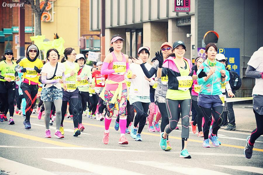 2016.09.18 ▐ 跑腿小妞▐ 42 公里的笑容,2016 名古屋女子馬拉松 18