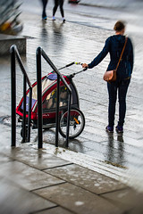 Rainy day (Maria Eklind) Tags: cityview europe sweden weather city malm rain street skneln sverige se