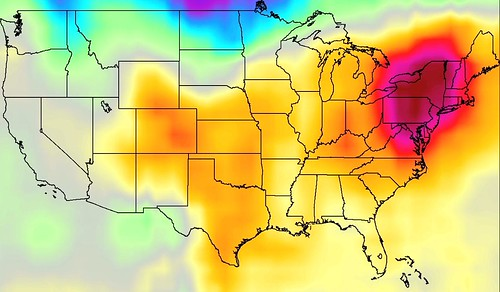 nasa jpl heatwave airs atmosphericinfraredsounder
