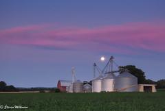 Auburn NY 2012 (Wilks2010) Tags: sunset newyork farm auburn syracuse worktrip