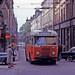 Vattugatan in central Stockholm in 1964
