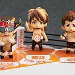 完全脫力!新日本摔角黏土人