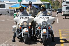 286 Southwest Rodeo - Las Vegas Metro Police (rivarix) Tags: cops lawenforcement policeman phoenixarizona policeofficer policemotorcycle motorcop lasvegasmetropolitanpolicedepartment policerodeo policeharleydavidsonelectraglide southwestpolicemotorcycletrainingandcompetition