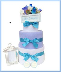 Nappy Cake (27) (Labours Of Love Baby Gifts) Tags: babygift nappycake nappycakes newbabygifts laboursoflovebabygifts