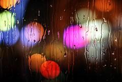 Bus Stop Bokeh II  354-366 #3 (Samyra Serin) Tags: france rain 50mm europe pentax bokeh gimp drop potd drago 2012 year3 valdemarne aphotoaday alfortville day354 project365 fattal qtpfsgui samyras pentaxasmc50mmf17 k200d day1084 mantiuk06 shuttercal reinhard05 luminancehdr mantiuk08 samyraserin samyra008 noscreenchallenge