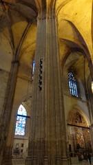 (sftrajan) Tags: espaa architecture sevilla andaluca spain arquitectura espanha cathedral interior gothic kathedrale catedral seville unescoworldheritagesite cathdrale andalusia spanien spanje cattedrale sevilha catedraldesevilla unescowelterbe gotica patrimoniomundial sevillecathedral