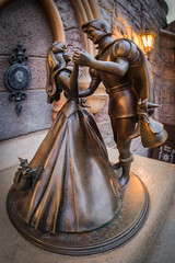 "Sleeping Beauty & Prince Philip Statue - Disneyland • <a style=""font-size:0.8em;"" href=""http://www.flickr.com/photos/85864407@N08/8295143052/"" target=""_blank"">View on Flickr</a>"