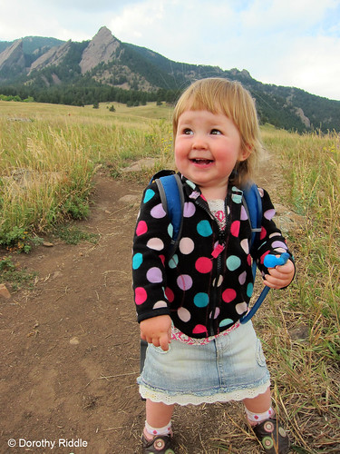 Photo - A Happy Hydrated Hiker