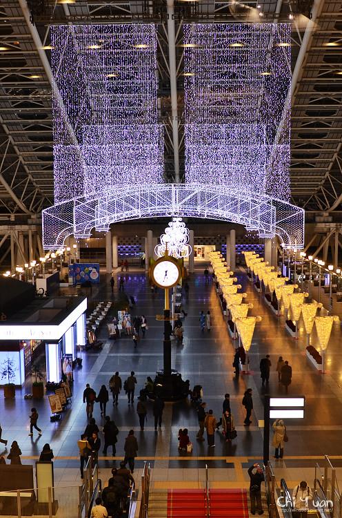 [日本。大阪]*冬季限定*Osaka Station City大阪駅,Twilight Fantasy暮光幻想曲