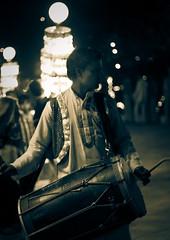 My friend's Indian wedding (meestwr) Tags: wedding india drums delhi 2006 split february neha joost toning