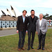 Tom Hooper, Hugh Jackman, Sir Cameron Mackintosh