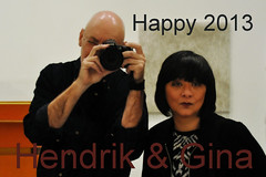 Happy 2013 (-hndrk-) Tags: london me nikon couple tatemodern explore 279 d90 hndrk