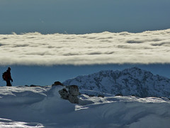 Scialpinismo Sirente - Monte Sirente per la Valle d'Arano