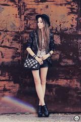 Look du jour: babilonia (FashionCoolture) Tags: street brazil girl beautiful look fashion photography photo outfit foto moda style tshirt blogger jeans linda giveaway bonita estilo beleza chic fotografia streetstyle goldenbelt baeuty fashioncoolture lookdujour flaviadesgrangesvanderlinden loooksoftheday