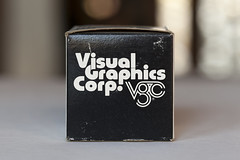 VGC (splorp) Tags: canada calgary logo graphics dof box interior corporation alberta type visual package obsolete obsolescence tyography phototype vgc type:face=harry