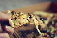<3 (L A D Y  M O N Y) Tags: food pizza eat hut pizzahut rememberthatmomentlevel1