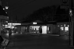 121229_115__MG_6238 (oda.shinsuke) Tags: bw station geotagged railway 駅 geo:lat=35936107644685485 geo:lon=1396658957004547 七里駅 nanasatostation
