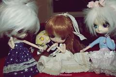 Trio (Hina Matsuri) Tags: doll marisa alice dal humpty dumpty lunatic touhou joujou kirisame byul