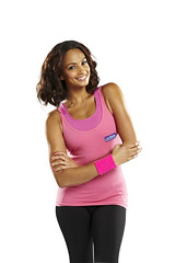 Alesha New Year Resolutions Pink Head and Shoulders (Eye PR UK) Tags: uk newyear fitness gym detox resolutions alesha lafitness 2013 aleshadixon