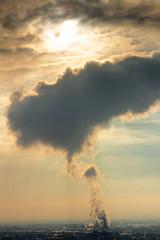 No Burn Day (ashergrey) Tags: county winter yellow utah smog day no air burn pollution inversion davis