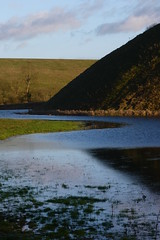 Silbury (treehouse1977) Tags: winter reflection water flood january mound wiltshire prehistoric avebury silburyhill silbury
