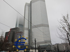 European Central Bank (thepurplepassport) Tags: germany frankfurt europeancentralbank
