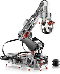 LEGO Mindstorms EV3 (RS 1990) Tags: new elephant set puppy ir education lego wheels battery brain motors pack bluetooth robotics mindstorms sensors nxt 2013 ev3 coloursorter