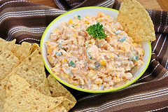 Cowboy Corn Dip (Kitchen Life of a Navy Wife) Tags: