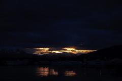 last sunset in ushuaia