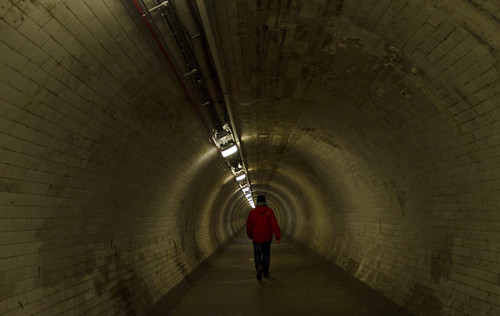 Greenwich foot tunnel ©  Still ePsiLoN