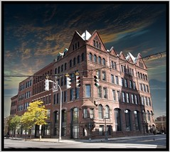 Third National Bank Building ~ Architecture ~ Syracuse Ny ~ 1885 (Onasill) Tags: build