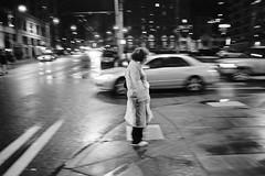 Downtown Seattle (erikpettee) Tags: seattle blackandwhite bw iso800 washington d76 35mmfilm leicam7 kodaktrix400 pushprocessing processedathome opticfilm7600isescanner kodakchemistry leicasummicron35mm6elementf2