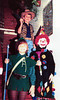 Daren, Orla and Neive Maxwell Halloween 1989
