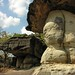 Stone formations, Mukdahan National Park, Northeast Thailand